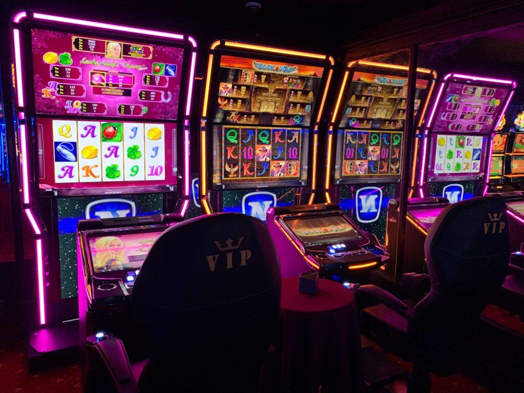 Slot machines :: Las Vegas Casino